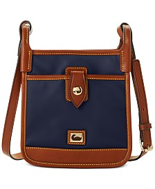 Dooney & Bourke Nylon Letter Carrier Crossbody
