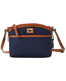 Wayfarer Nylon Domed Crossbody