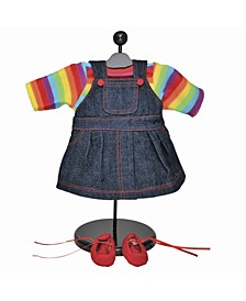 """15"""" Baby Doll Clothes 4 Piece"""