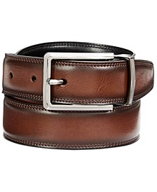 Men's Classic Reversible Leather Belt