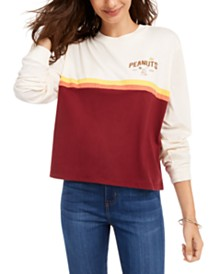 Freeze 24-7 Juniors' Disney® Peanuts Sweatshirt