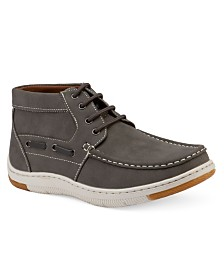 X-ray Men's The Api Boat Shoe High-Top Casual