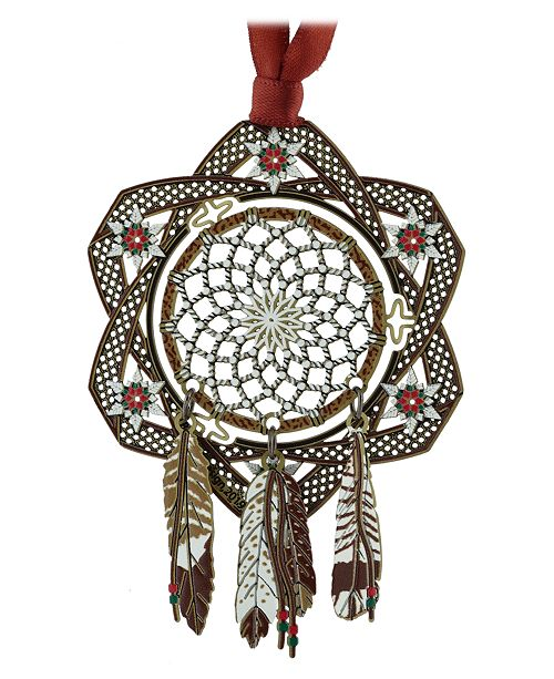 ChemArt Dreamcatcher Ornament