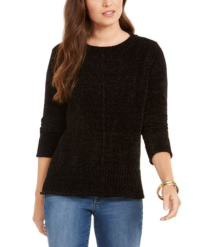 Style & Co - Chenille Pullover Sweater