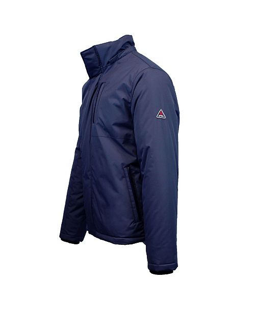 bd2cebb2ca7 Men's Heavyweight Presidential Tech Jacket with Detachable Hood