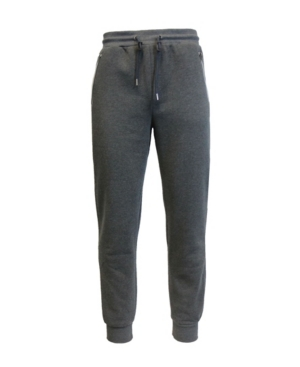Men's Slim Fit Jogger Pants with Zipper Pockets