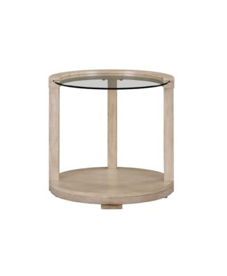 Cleo Round End Table