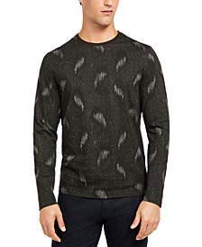 Men's Paisley Graphic Shirt, Created for Macy's