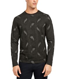 Alfani Men's Paisley Graphic Shirt, Created for Macy's