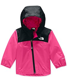 Baby Girls Colorblocked Insulated Storm Jacket