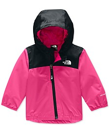 The North Face Baby Girls Colorblocked Insulated Storm Jacket