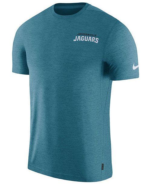 Nike Men's Jacksonville Jaguars Coaches T-Shirt