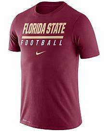 Nike Men's Florida State Seminoles Icon Wordmark T-Shirt