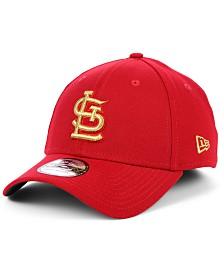 New Era St. Louis Cardinals Flag Patch 39THIRTY Cap