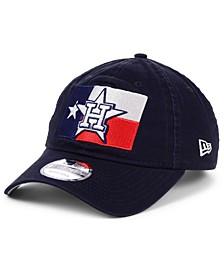 Houston Astros Flag Fill 9TWENTY Cap