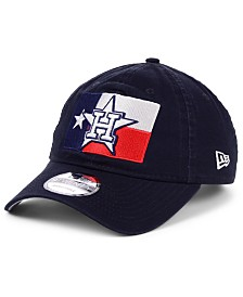 New Era Houston Astros Flag Fill 9TWENTY Cap