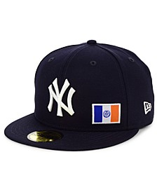 New York Yankees Flag Day City 59FIFTY Cap