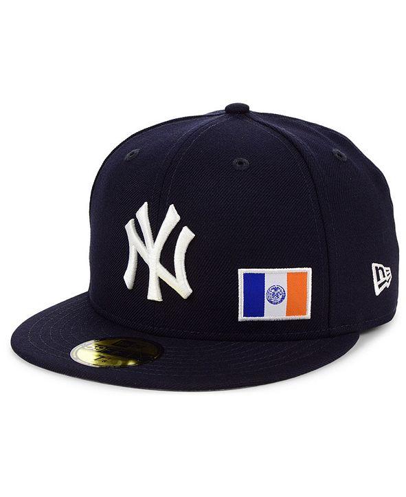 New Era New York Yankees Flag Day City 59FIFTY Cap