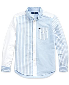 Big Boys Oxford Spade Shirt