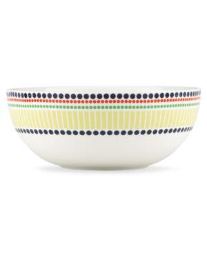 kate spade new york Dinnerware, Hopscotch Drive Serving Bowl 771566