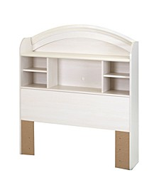 Country Poetry Headboard, Twin