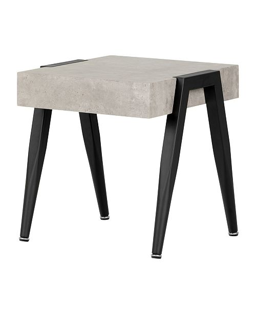 South Shore City Life Coffee End Table