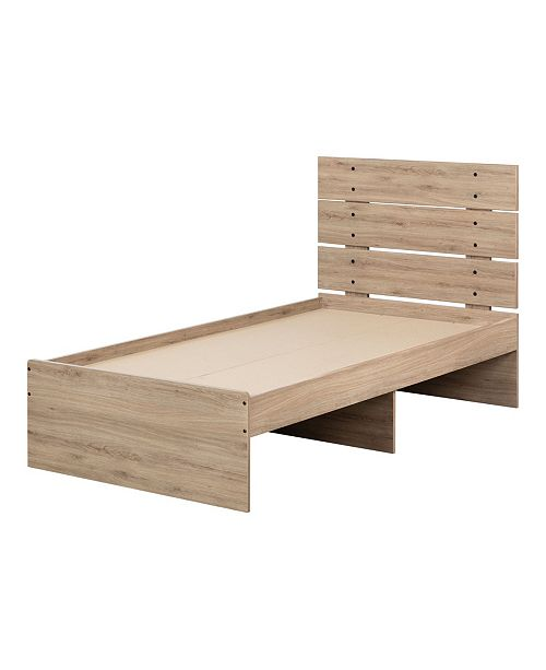 South Shore Fakto Bed, Twin