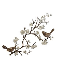 Home Birds Wall Plaque