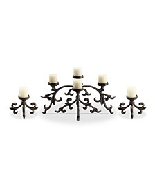 Home Scroll Candleabra