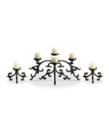 SPI Home Scroll Candleabra
