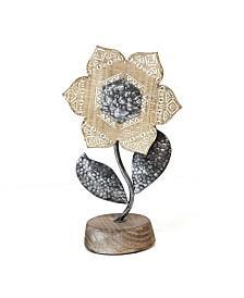 Stratton Home Decor Boho Table Top Flower