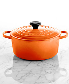 Le Creuset Signature Enameled Cast Iron 4.5 Qt. Round French Oven