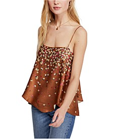 Let Me Love Printed Camisole