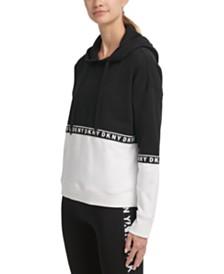 DKNY Sport Colorblocked Hoodie