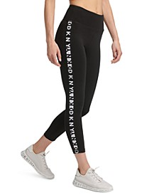 Sport Logo High-Waist Leggings