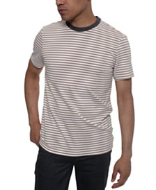 Kenneth Cole Men's Stripe T-Shirt