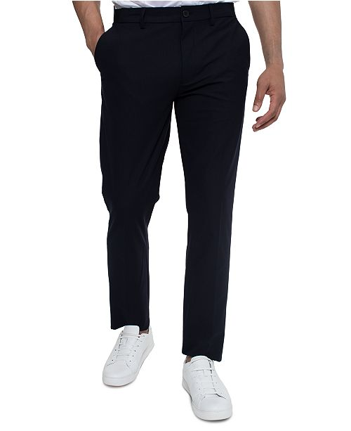 Kenneth Cole Men's Stretch Chino Pants