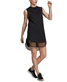 Women's ID Long Mesh Sleeveless T-Shirt