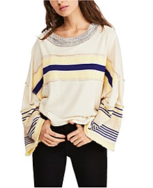Cooper Striped Long-Sleeve T-Shirt