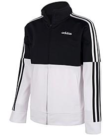 Big Boys Colorblocked Tricot Jacket