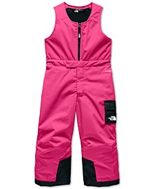 Toddler Girls Insulated Snowbib