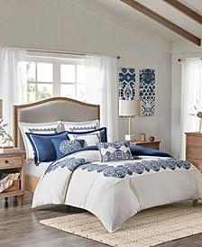 Indigo Sky 9-Pc. Comforter Sets