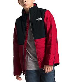 Little & Big Boys Balanced Rock Insulated Jacket