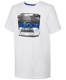 Big Boys Night Game-Print Cotton T-Shirt