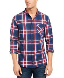 Levi's® Men's Large Plaid Button-Down Shirt