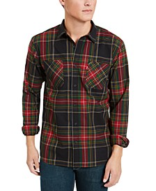 Men's Malden Plaid Shirt