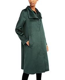 High-Collar Walker Coat
