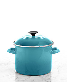 Le Creuset Enameled Steel 6 Qt. Covered Stockpot