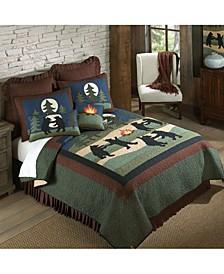 Bear Dance Cotton Quilt Collection