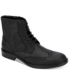 Unlisted by Kenneth Cole Men's Buzzer Boots